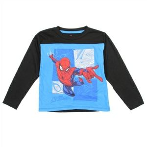 Spider-man Toddler Long Sleeve